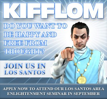 Get Your Face In Grand Theft Auto 5 – Join The Kifflom Program