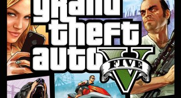 Official Grand Theft Auto V Cover Art Revealed