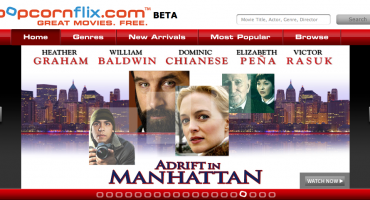 PopcornFlix Launches Movie App on Xbox 360