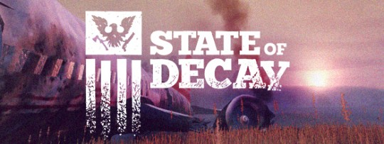 State of Decay Announce Title