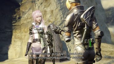 LIGHTNING RETURNS: FINAL FANTASY XIII – E3 Demo Gameplay