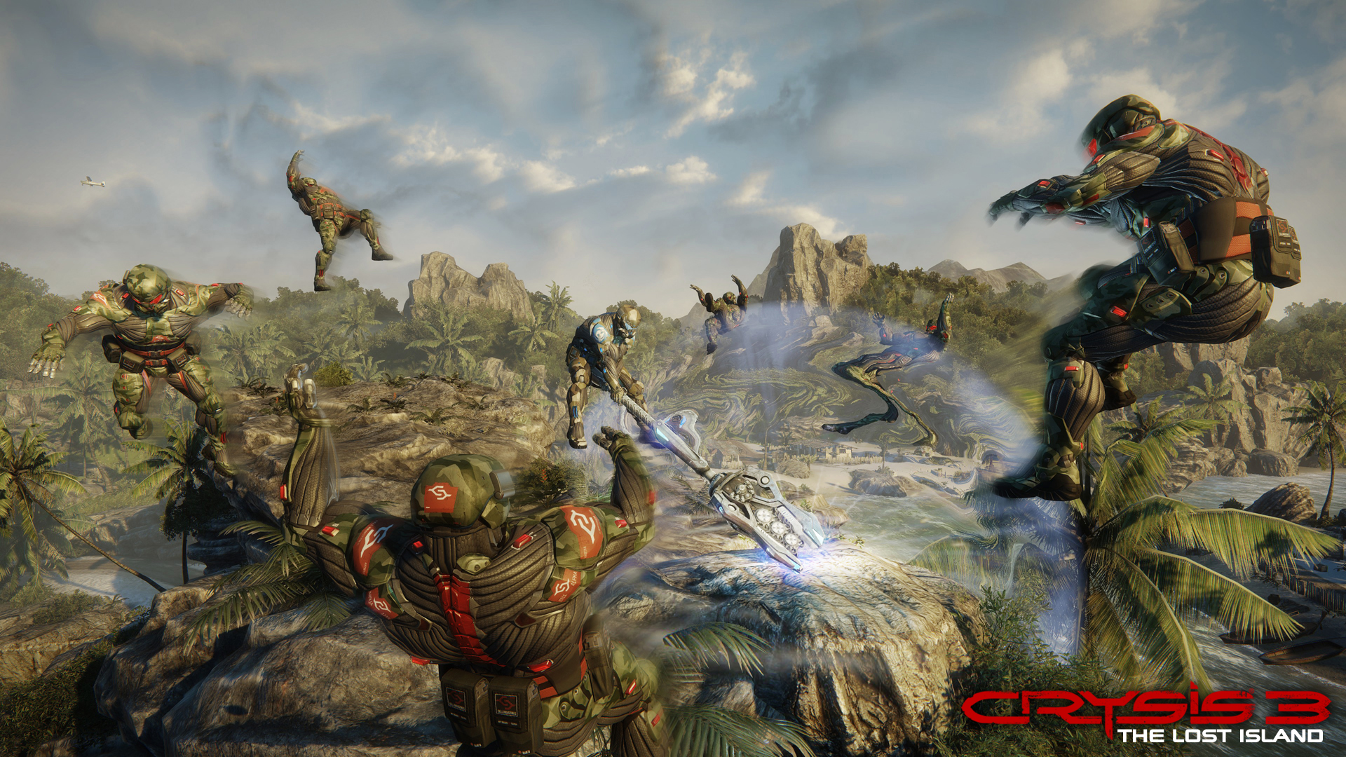 Crysis 3 - The Lost Island DLC - Coastline 1