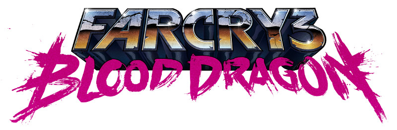 Far Cry Blood Dragon Logo