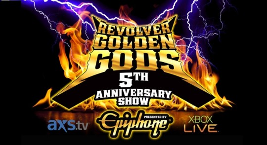 Golden Gods Logo 2