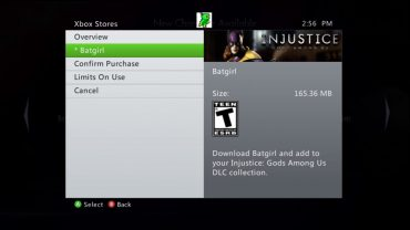 Batgirl Confirmed As 2nd Injustice: Gods Among Us DLC Character