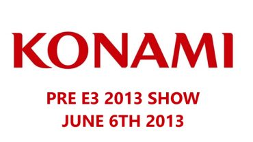 Konami Announces Its Pre-E3 Presentation on June 6