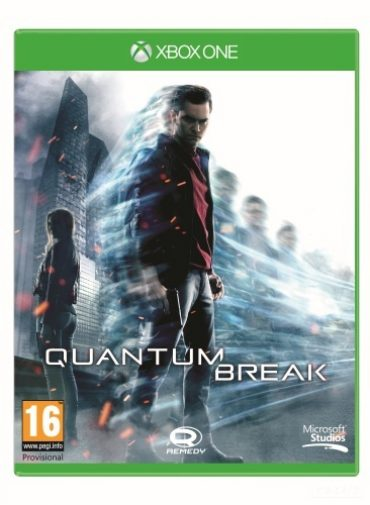 Xbox One – Quantum Break Box Art