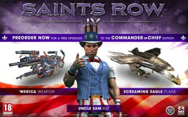 Saints Row IV Banned From Sale in Australia