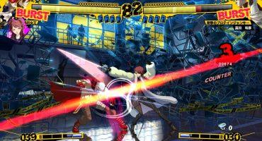 Persona 4 Arena EU Review