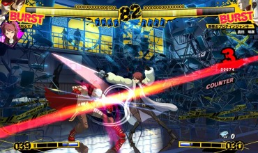 Persona 4 Arena EU Review