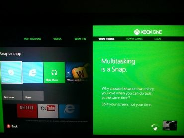 Windows 8 Apps Can Also Be Developed for Xbox One
