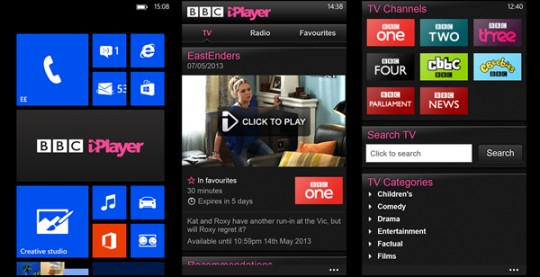 bbciplayer windowsphone8