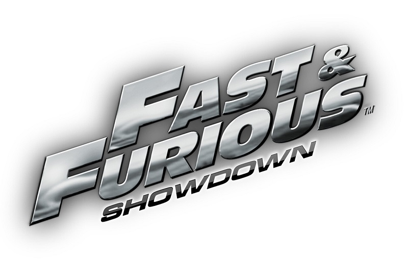 fast and furious showdown logo