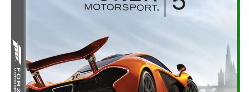 Forza 5 – Filmspeed