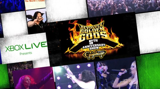 golden gods xbox 2013