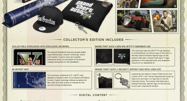 Grand Theft Auto V – Collectors Edition's