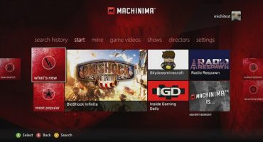 Machinima App Hits The Dashboard