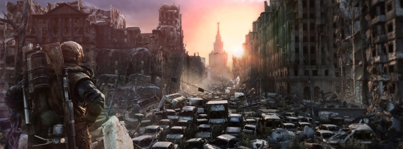 Deep Silver and 4A Games Hail Sales Success for Metro: Last Light