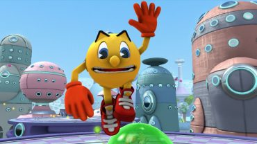 PAC-MAN and the Ghostly Adventures Out Now