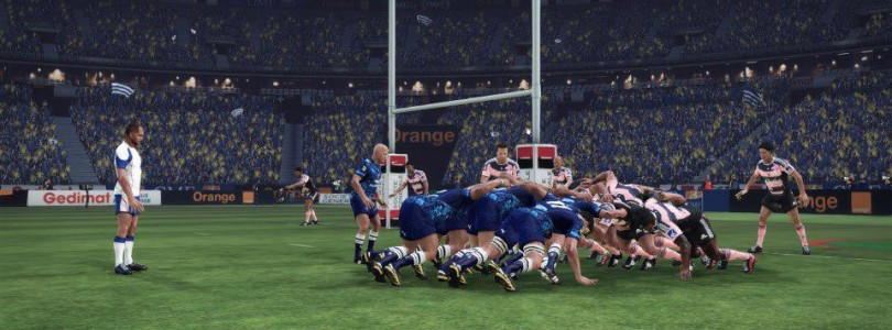 Release Date: Rugby Challenge The Lions Tour