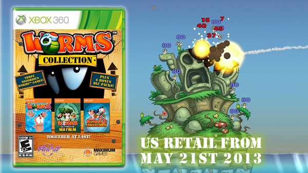 worms collection us