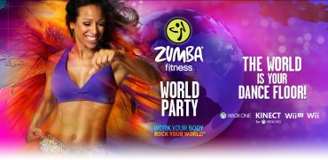 Xbox One – Zumba Fitness World Party