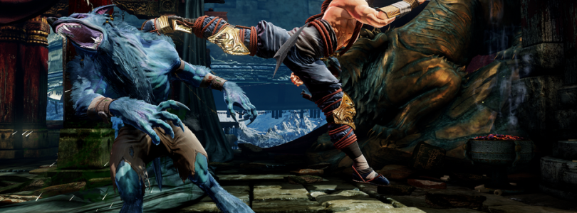 Ken Lobb Teaches Us The Basics Of Killer Instinct