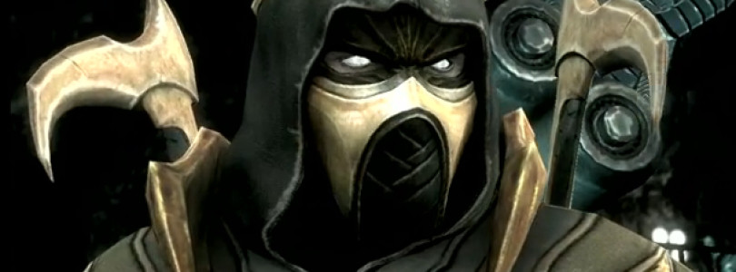 Scorpion Confirmed As Next Injustice: Gods Among Us DLC Character