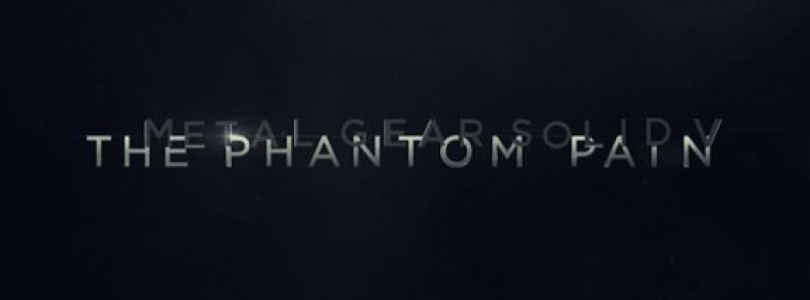 Metal Gear Solid V: The Phantom Pain Gameplay Trailer