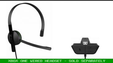Xbox One – Lack of Headset in Bundle Due To Kinect