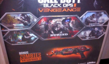 Black Ops 2 DLC – Vengeance Leaks