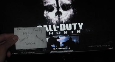 Call of Duty: Ghosts Menu Screen, MP Screenshot Leak?