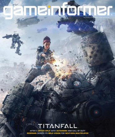 Ex Call of Duty Dev's Next Game is TITANFALL