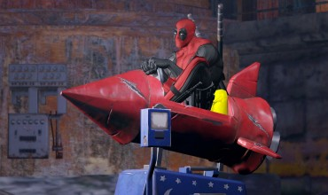 Deadpool Launch Trailer