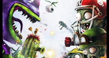 Plants Vs Zombies: Garden Warfare For Xbox 360 & Xbox One First
