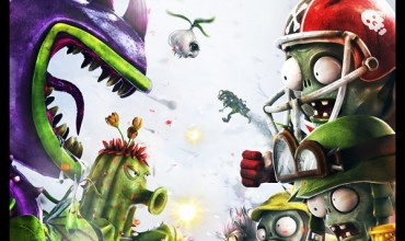 Plants Vs Zombies: Garden Warfare For Xbox 360 & Xbox One First
