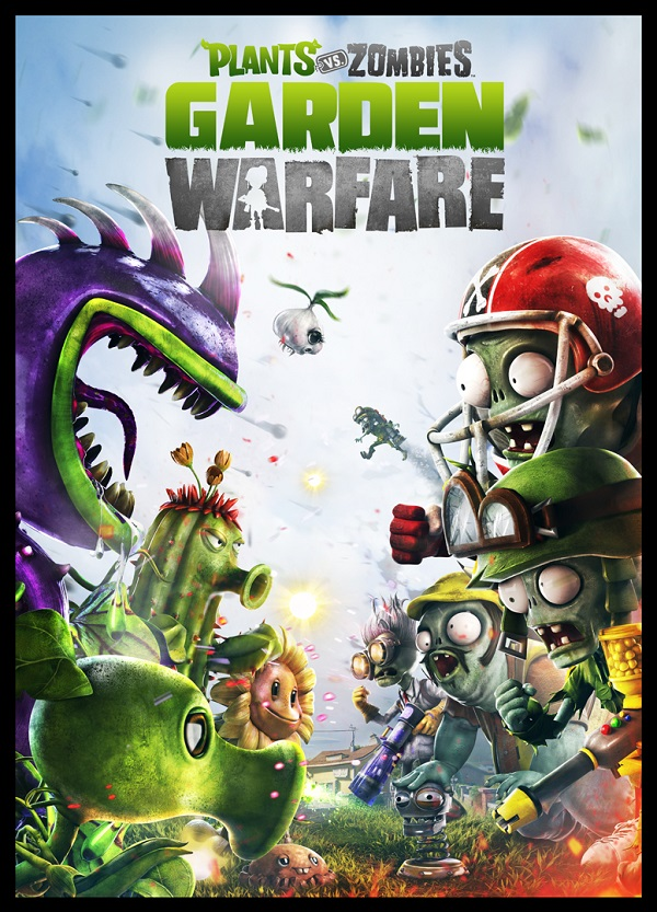xbox_360_owp_v45indd popcap games and ea today introduced plants vs zombies garden warfare which will launch exclusively first on xbox one - Plants Vs Zombies Garden Warfare Xbox One