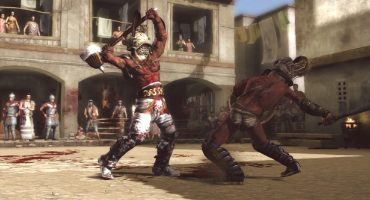 Spartacus Legends Free on XBLA