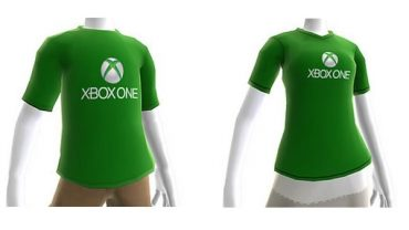Free Xbox One Avatar T-Shirts
