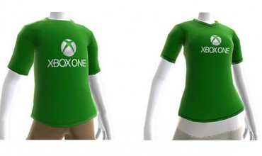 Free Xbox One Avatar T-Shirts