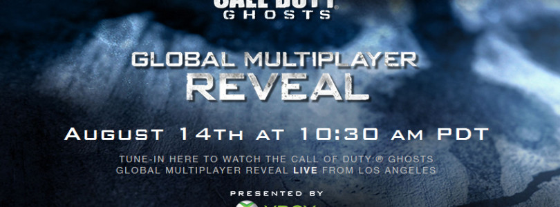 Call of Duty: Ghosts Multiplayer Reveal Dated August 14