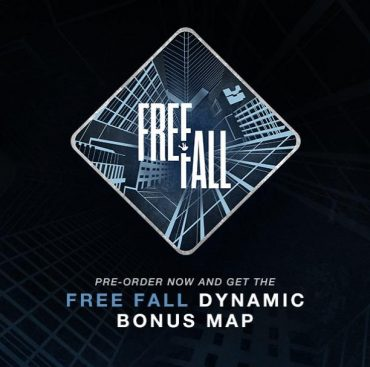 Bonus Free Fall Dynamic Map for Pre-Ordering Call of Duty: Ghosts