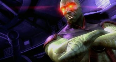 Martian Manhunter Confirmed As 5th DLC Character For Injustice: Gods Among Us