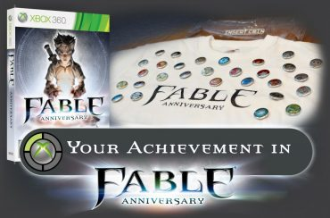 Competition – Create An Achievement For Fable Anniversary!