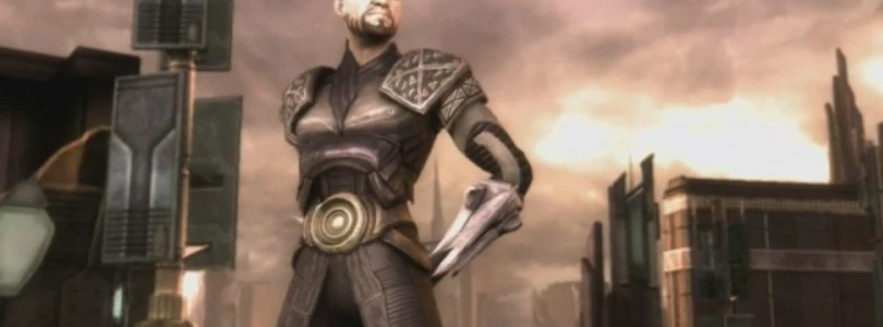 Injustice: Gods Among Us – History of General Zod