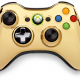 Xbox 360 Special Edition Gold Wireless Controller This Summer