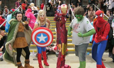 MCM Comic Con Lands in Manchester