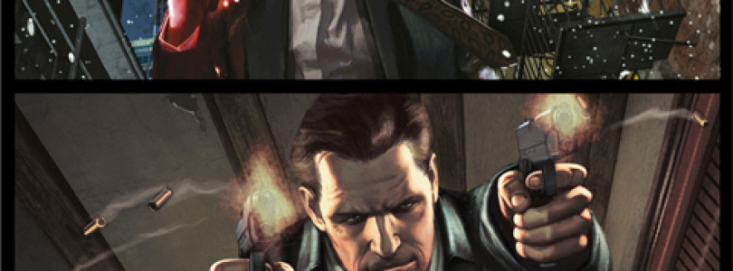 Max Payne 3: Full-Complete Graphic Novel Coming this October