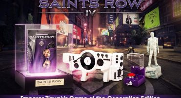 Rare and Coveted Saints Row IV 'Game of the Generation' Edition