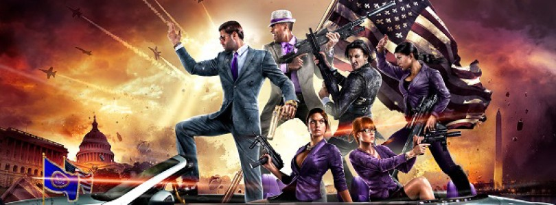 Saints Row IV Sells 1 Million Units In First Week